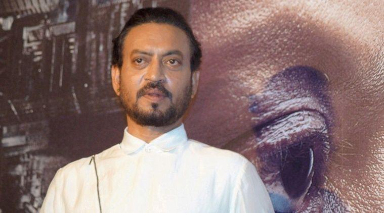 Work speaks more than creating news does, says Irrfan Khan
