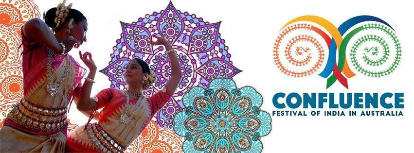Confluence: A Festival of India in Australia Website Launch