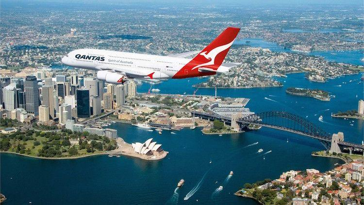 NSW Government Signs New Partnership With Qantas