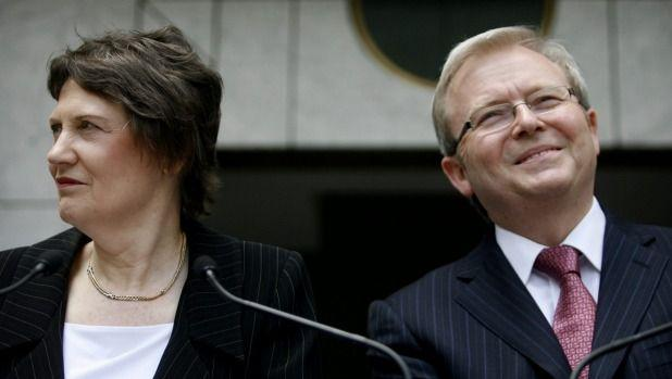 What are Kevin Rudd's chances of securing the plumb UN role?