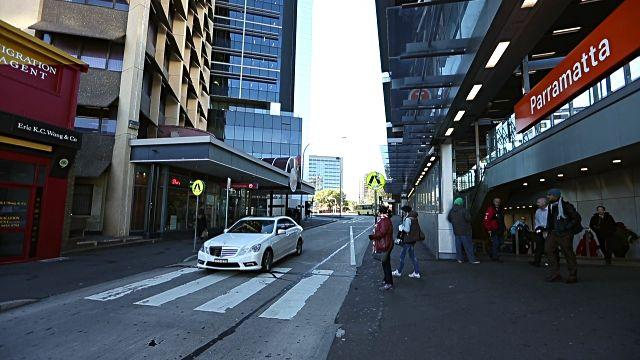 Shop Till' Your Stop : Rail Mail Starts Delivering To Parramatta Station