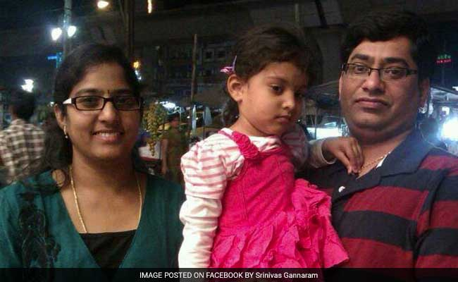 Indian Techie's Wife Falls To Death With Baby From Melbourne High-Rise