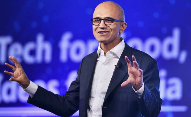 CEO Satya Nadella's Big Bet On Cloud Pays Off For Microsoft