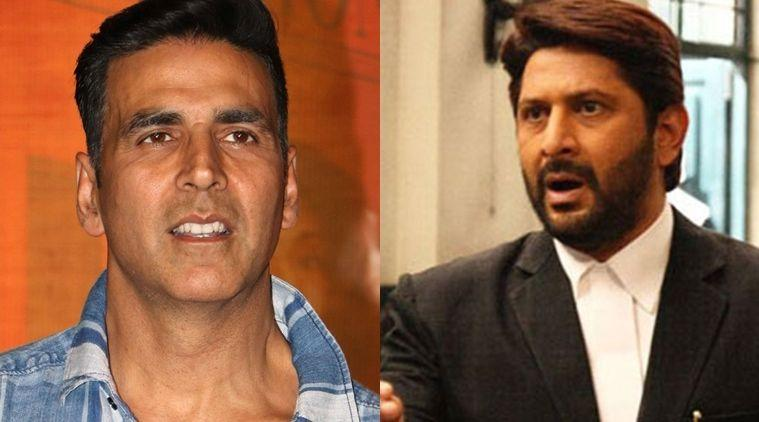 Arshad Warsi replaced by Akshay Kumar in Jolly LLB 2 as producer wanted bigger star for the film