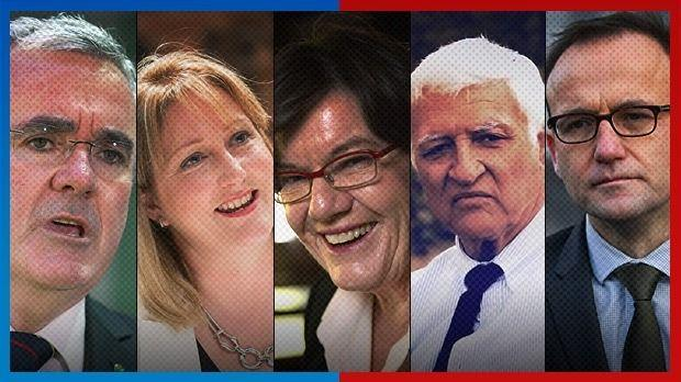 Election 2016: The six eclectic MPs Malcolm Turnbull and Bill Shorten will need to sweet-talk