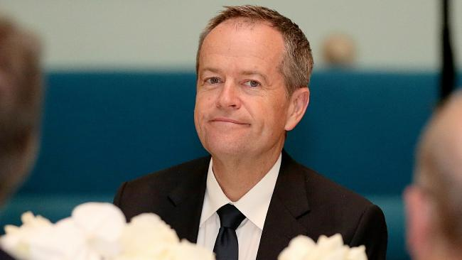 Bill Shorten wants to work with Malcolm Turnbull to preserve penalty rates