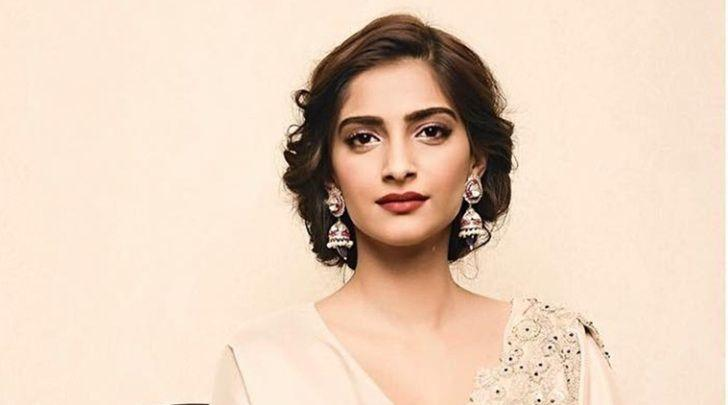Sonam Kapoor's look in Veere Di Wedding mix of high-end fashion, ethnic
