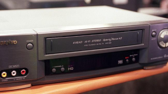 Last known VCR maker stops production, 40 years after the format was launched