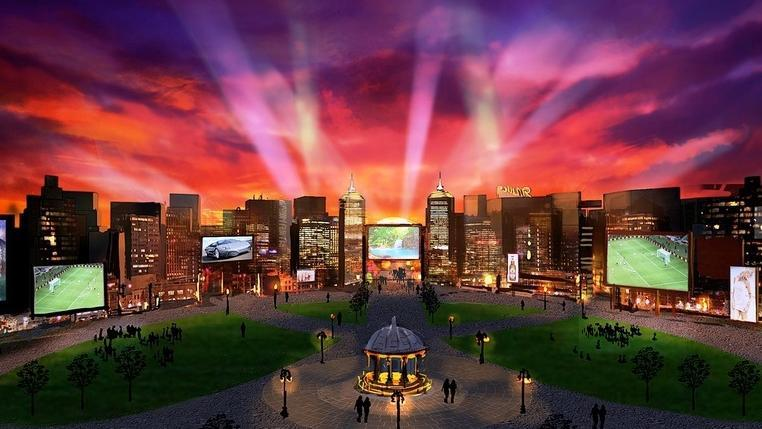 NSW to become theme park capital with Worlds of Wonder
