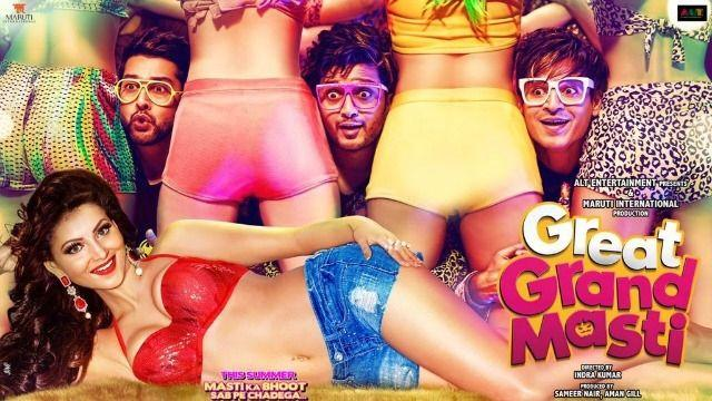 After Udta Punjab, Great Grand Masti leaked online before its release