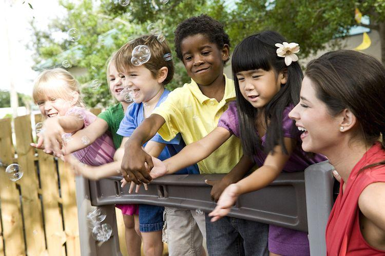 Develop Your Child's Social Skills