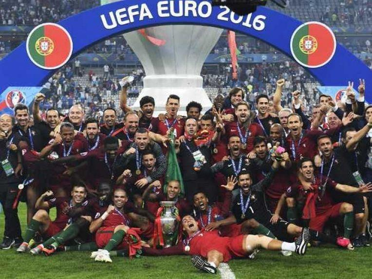 Euro 2016 Final: Portugal Crowned Champions After Eder's Extra-Time Strike vs France
