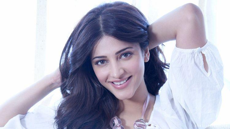 Shruti Hassan - The Bold and The Beautiful