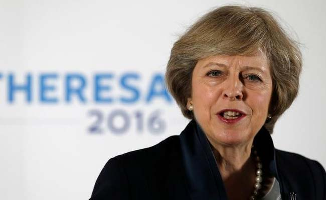 Theresa May To Become British PM On Wednesday: David Cameron