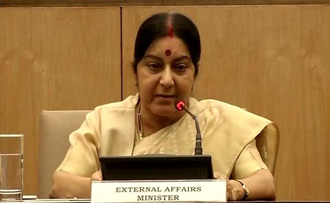 Sushma Swaraj Says India Planning To Evacuate Nationals From South Sudan