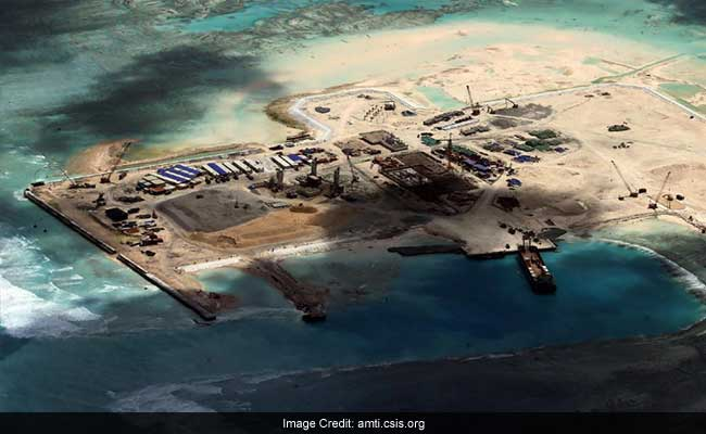 Beijing Says It Does Not Accept Verdict On South China Sea