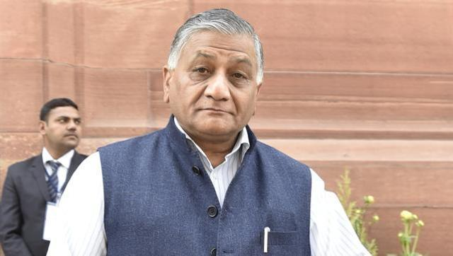 VK Singh to lead operation for evacuating 300 Indians in South Sudan