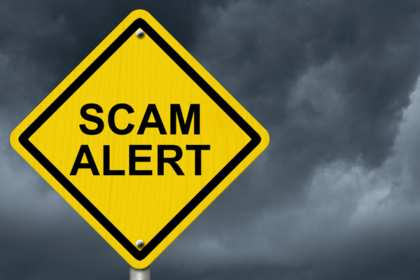 Scam Warning: Email Phishing on the Rise