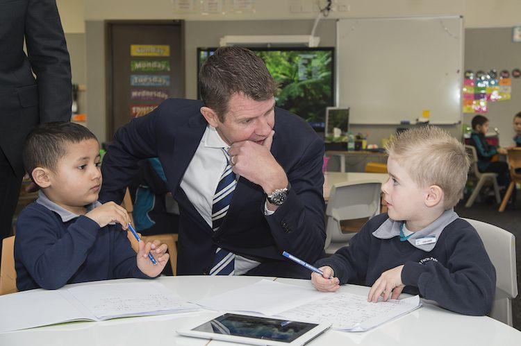 New School Opens In Growth Suburb Of Sydney
