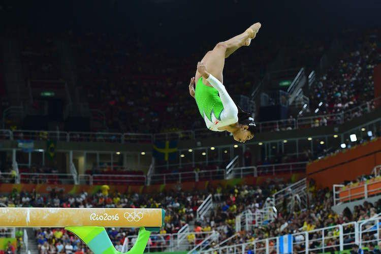 A jump that will inspire a generation