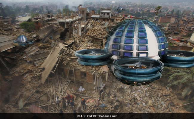 Indian Origin Student's Device To Keep Disaster-Hit Areas Connected