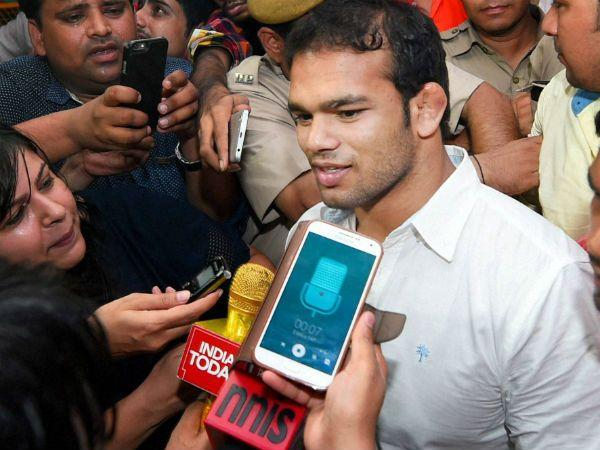 Narsingh Yadav's Rio 2016 Dreams Over, Wrestler Banned For Four Years