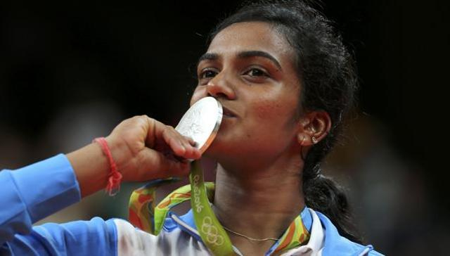 Silver for India's golden girl: Sindhu wins hearts, goes down fighting in Rio