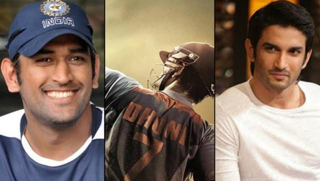 The way I walk, I talk, he almost copied everything: Dhoni on Sushant Singh