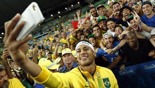 This is the only medal that counts: Brazil fans after men's football victory