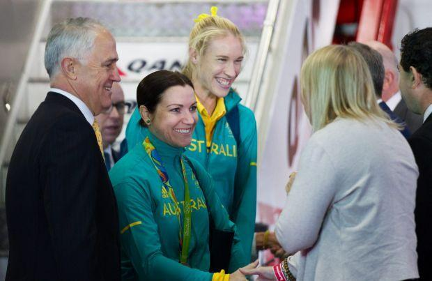 Join Welcome Home Celebration For Australian Olympic Heroes