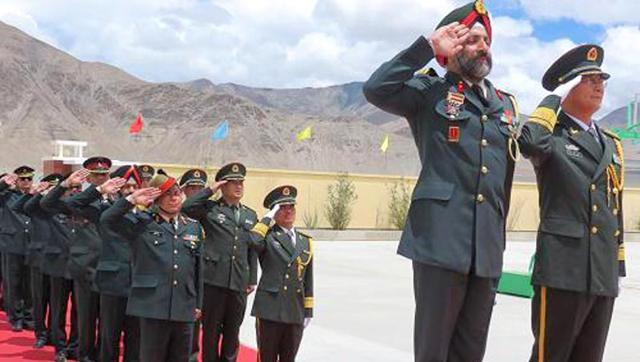 Indian, Chinese troops meet at Ladakh border, vow to maintain peace