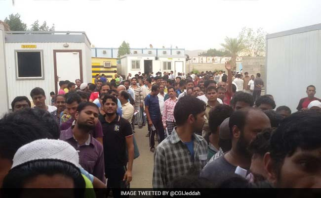 7,700 Indian Workers Affected In Saudi Arabia: External Affairs Ministry