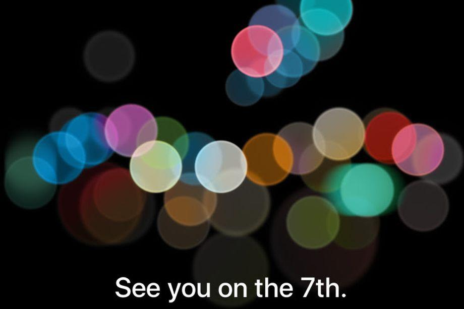 Apple Sends Invites for iPhone 7 Launch Event on September 7