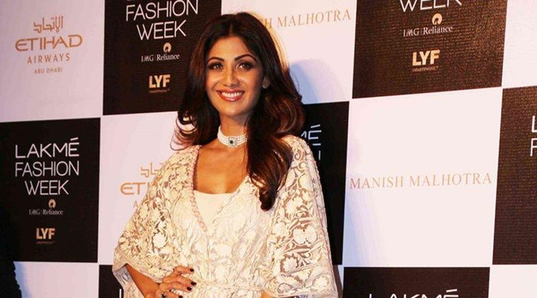 Shilpa Shetty open to play role of a mother in films