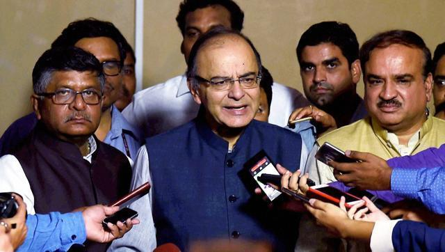 GST bill passed in Rajya Sabha, unified market plan closer to reality