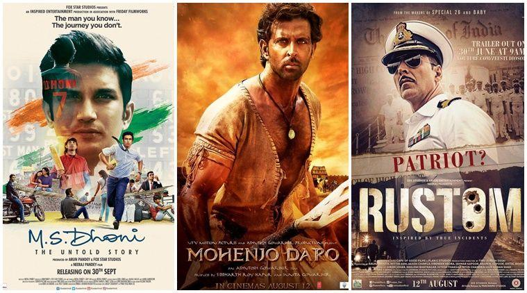 MS Dhoni trailer to be attached with Mohenjo Daro, Rustom