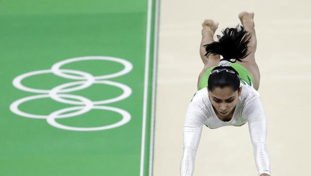 Gymnast Dipa Karmakar qualifies for vault finals in Olympics, makes history