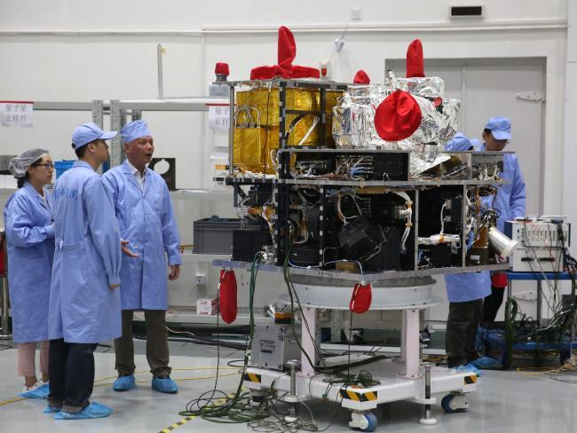 China takes major step in creating a global network for quantum communication
