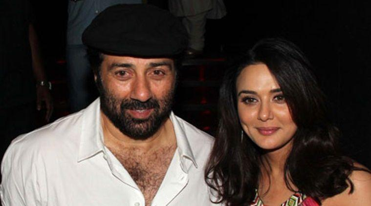 Sunny Deol is my most favourite actor: Preity Zinta
