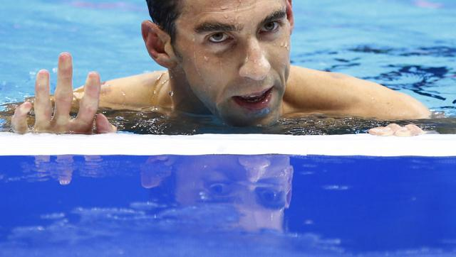 With 22nd individual gold, Phelps breaks millennia-old Olympics record