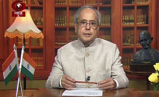 Attacks Against Weaker Sections To Be Dealt With Firmly': President On Eve Of Independence Day
