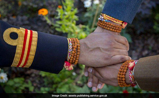 Strengthening Bonds: UK Armed Forces Celebrate Raksha Bandhan