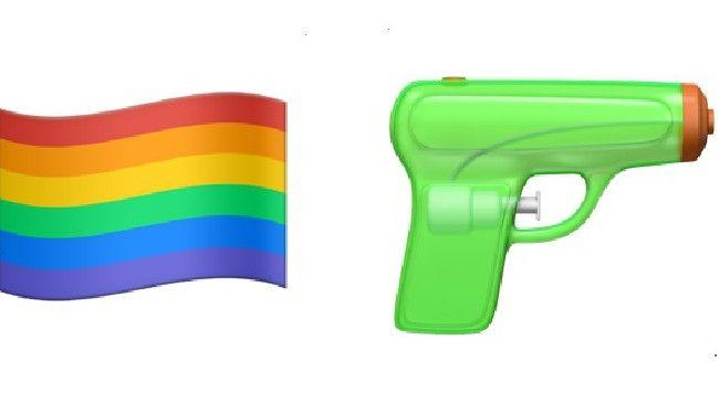 ntroducing Apple's new emojis: More women, modern families, and a rainbow flag