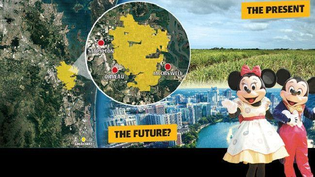 Northern Gold Coast cane fields on market to build vast new city and set land sale record