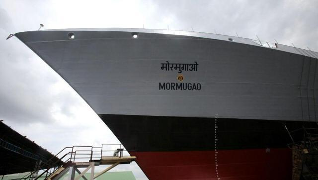 Indian Navy's guided missile destroyer to be launched on Sept 17