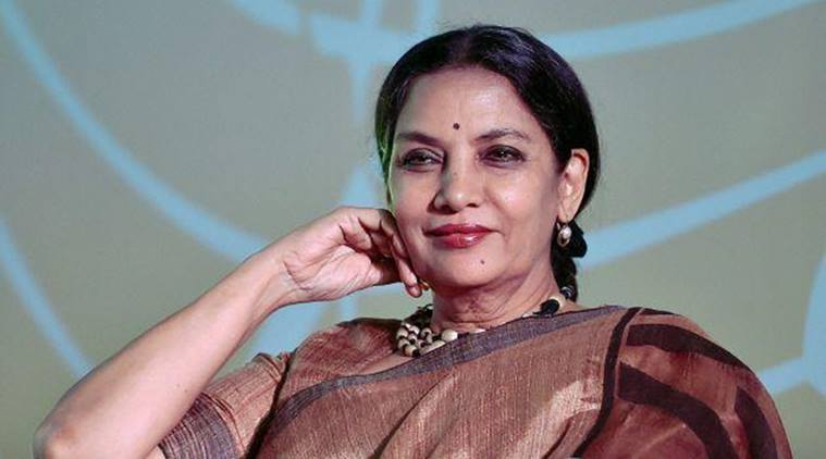 Women being offered variety of roles: Shabana Azmi