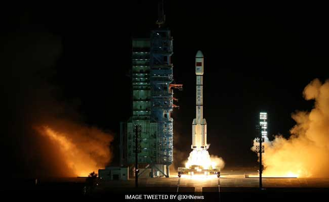 China Successfully Launches Second Space Station Tiangong 2