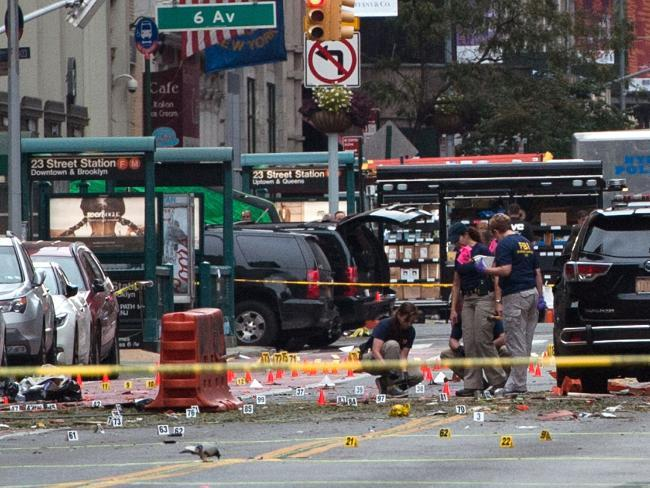New York explosion: Governor says blast was 'act of terrorism'