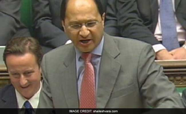 British Indian Minister Takes Charge Of Conservative Party Group