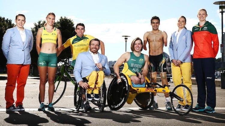 Join Welcome Home For Australian Paralympic Heroes